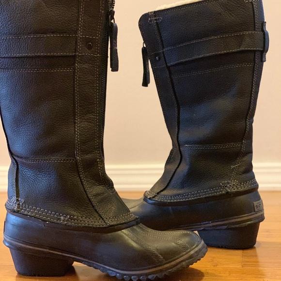 962f19861 SOREL WOMEN'S WINTER FANCY™ TALL II BOOT Size 6.5.  M_5bf9c3a6409c15f84ee4f591